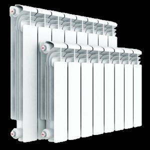 Радиатор алюминиевый RIFAR Alum 500 4 секции.