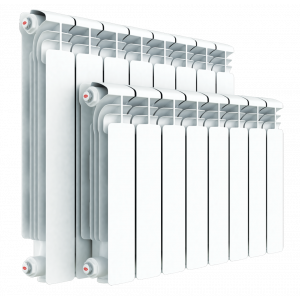 Радиатор алюминиевый RIFAR Alum 350 14 секций.