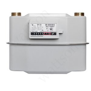 Счетчик газа ELSTER ВК G 6 (200 мм) справа налево 2019 г.