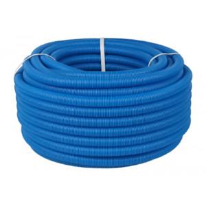 Труба гофрированная STOUT 20, цвет синий