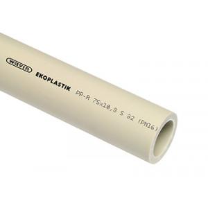 Ekoplastik ППР труба PN16 50x6,9 (4,0м)