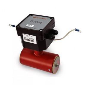 Преобразователь расхода электромагнитный ПРЭМ-100 ГС Кл. C1