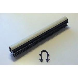 Скоба якорная для крепления труб тёплого пола 16-20 мм, профиль U в обойме