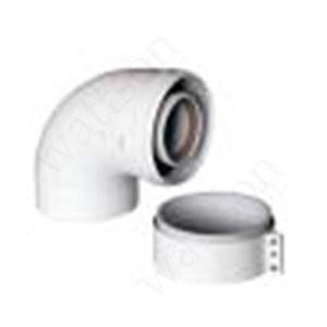 BAXI, 60/100 Коаксиальный отвод 90