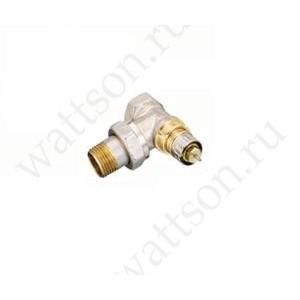 DANFOSS, Клапан термостатический для радиатора RA-N, Ду 20, Угловой, никелированный