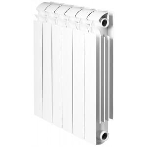 Global VOX R 350 4 секции радиатор алюминиевый боковое подключение