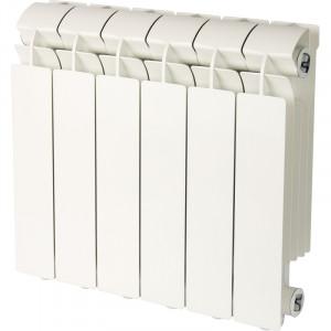 Global VOX R 350 6 секций радиатор алюминиевый боковое подключение