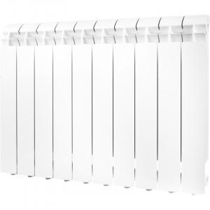 Global VOX R 500 10 секций радиатор алюминиевый боковое подключение