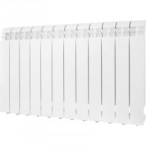 Global VOX R 500 12 секций радиатор алюминиевый боковое подключение
