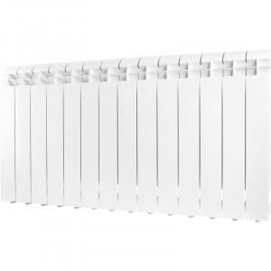 Global VOX R 500 14 секций радиатор алюминиевый боковое подключение