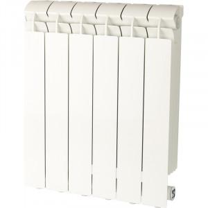 Global VOX R 500 6 секций радиатор алюминиевый боковое подключение