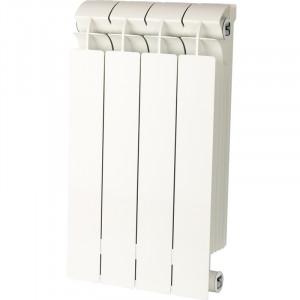 Global STYLE PLUS 500 4 секции радиатор биметаллический боковое подключение