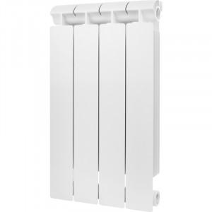 Global STYLE EXTRA 500 4 секции радиатор биметаллический боковое подключение