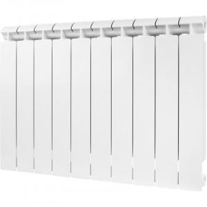 Global STYLE EXTRA 500 10 секций радиатор биметаллический боковое подключение