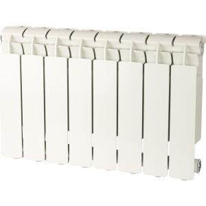 Global VOX EXTRA 350 8 секций радиатор алюминиевый боковое подключение