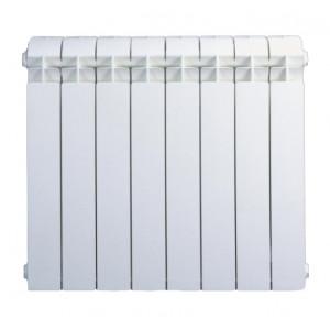 Global VOX EXTRA 500 8 секций радиатор алюминиевый боковое подключение