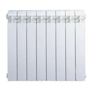 Global VOX EXTRA 500 10 секций радиатор алюминиевый боковое подключение
