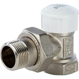 STOUT Клапан термостатический, угловой 3/4, SVT-0004-000020