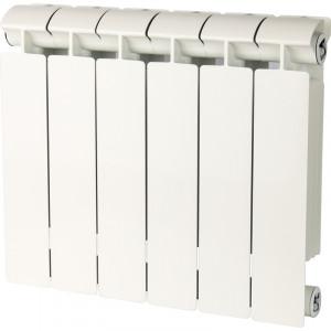 Global STYLE EXTRA 350 6 секций радиатор биметаллический боковое подключение