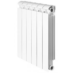 Global STYLE EXTRA 350 8 секций радиатор биметаллический боковое подключение