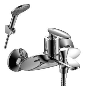 Смеситель Rossinka  RS30-31 для ванны