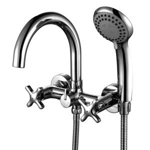 Смеситель Rossinka RS39-83 для ванны