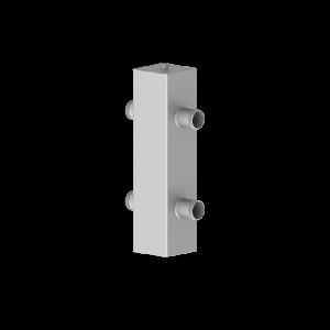 Гидравлический разделитель Север-140 (Aisi) (сталь нержавеющая)