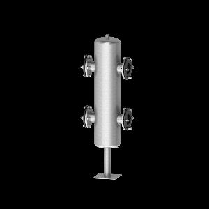 Гидравлический разделитель Север-220 (сталь 09Г2С)