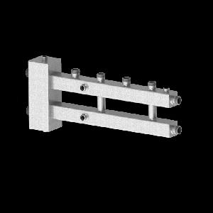Гидравлический разделитель Север-M2+1 (сталь 09Г2С)