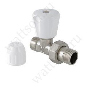 """VALTEC, Клапан для радиатора регулировочный прямой """"мини"""" 1/2"""""""