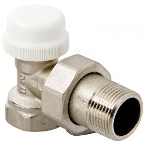 """VALTEC, Клапан термостатический для радиатора угловой 3/4"""""""