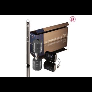 Комплект с насосом Grundfos SQE 3-105