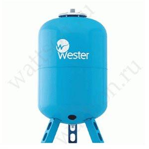 WESTER, Гидроаккумулятор WAV 200 top / 10 бар (сменная мембрана)