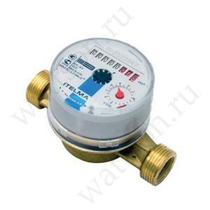 Счетчик холодной воды WFK20.D110 Ду = 15 мм, L = 110 мм без штуцеров