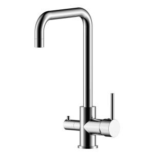 Смеситель Rossinka Z35-29 для кухни с подключением к фильтру с питьевой водой