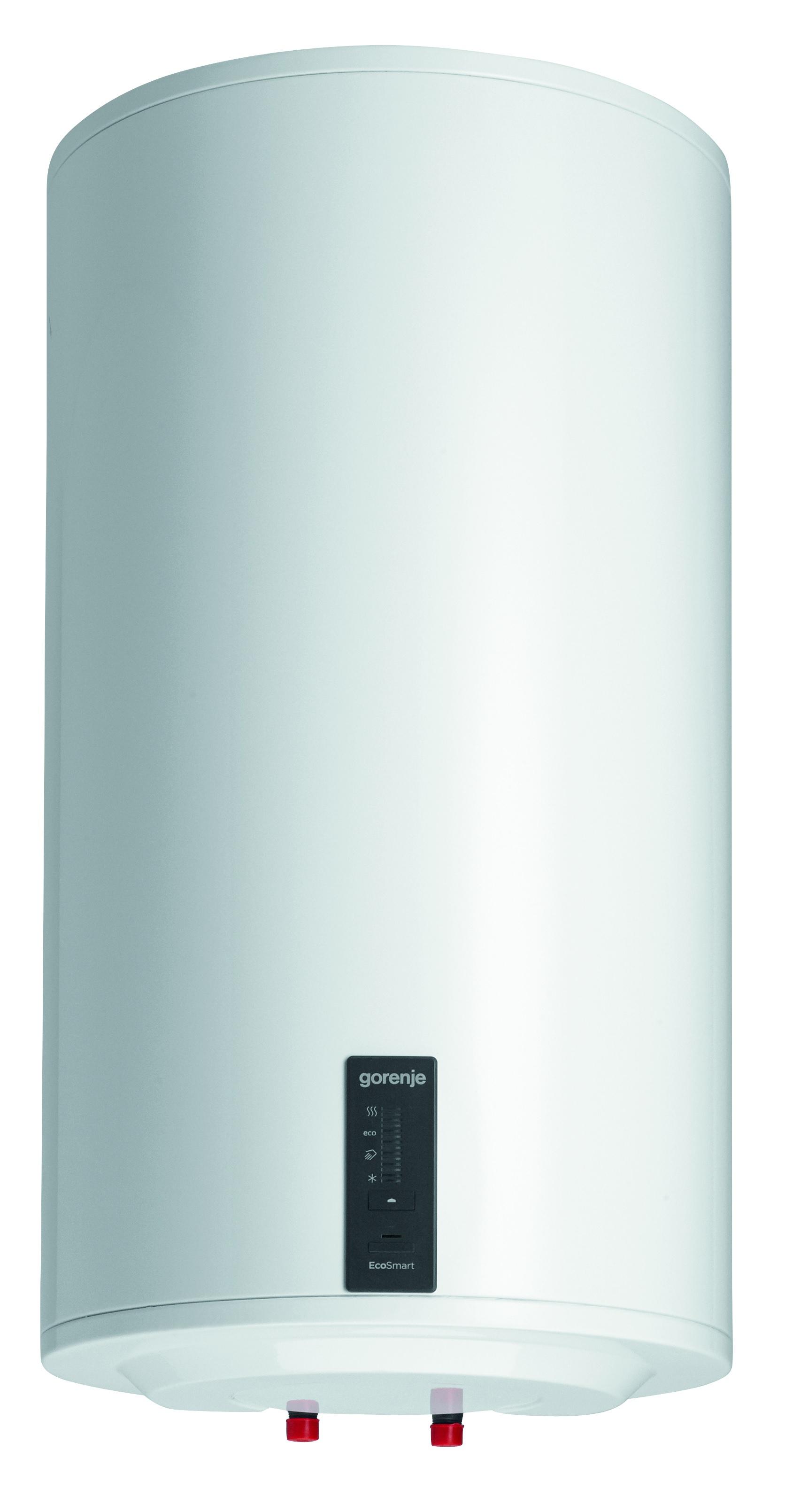 Водонагреватель электрический накопительный Gorenje GBFU50SMB6 с закрытым ТЭНом, кожух металл