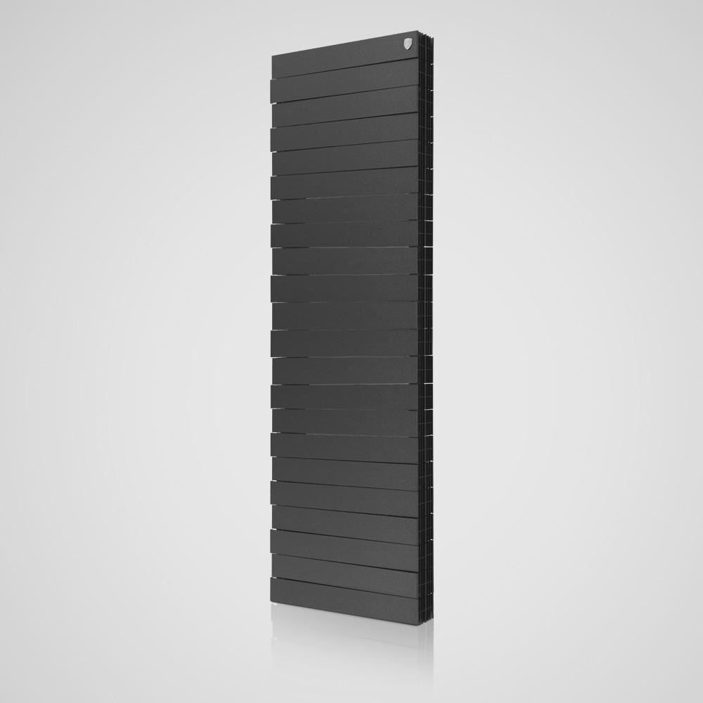 Радиатор биметаллический Royal Thermo PianoForte Tower/Noir Sable - 18 секц.