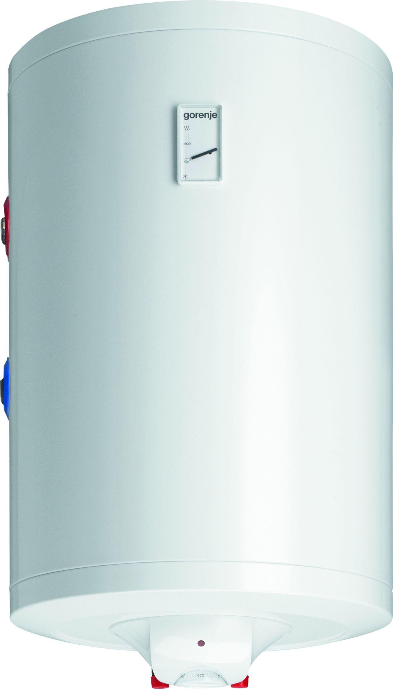 Водонагреватель косвенного нагрева Gorenje TGRK200LNGB6 комбинированный (теплообменник + ТЭН)