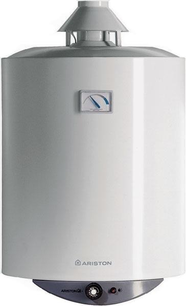 Водонагреватель газовый ARISTON SUPER SGA 100 л