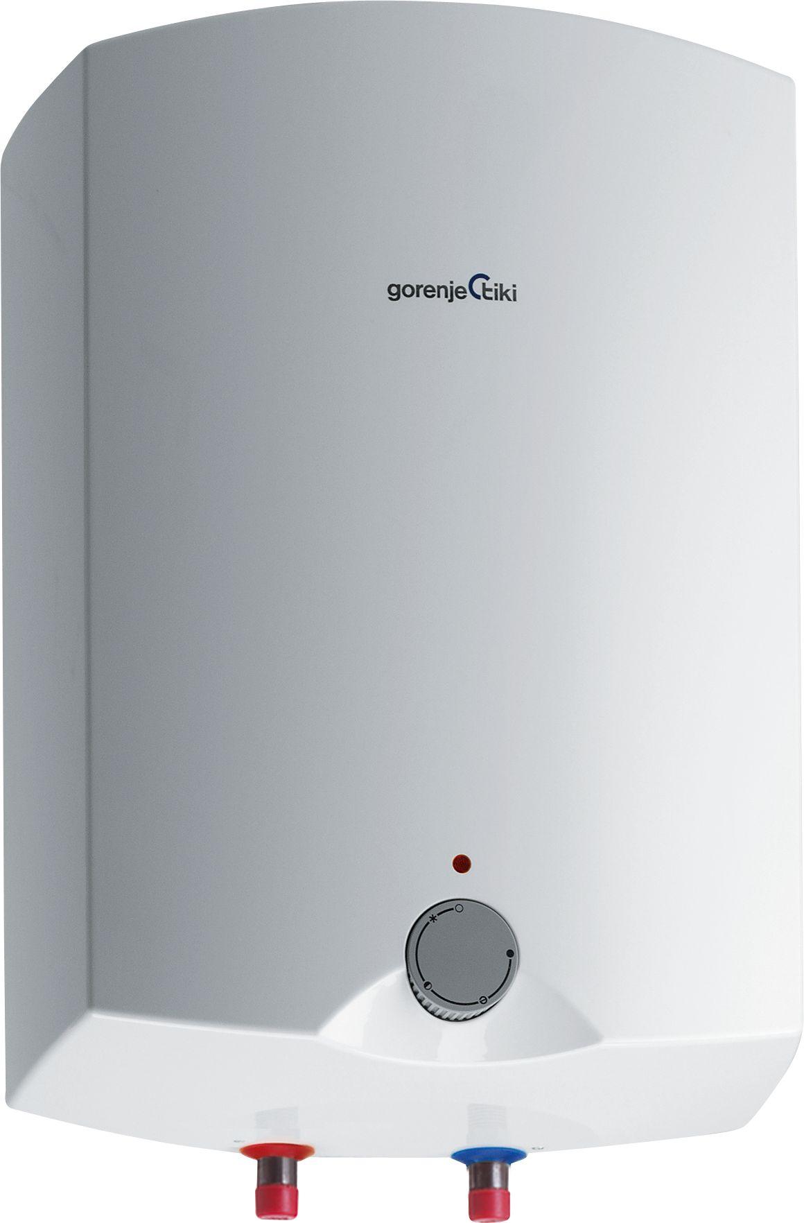 Водонагреватель электрический накопительный Gorenje GT 10 O/V6 (над раковиной)