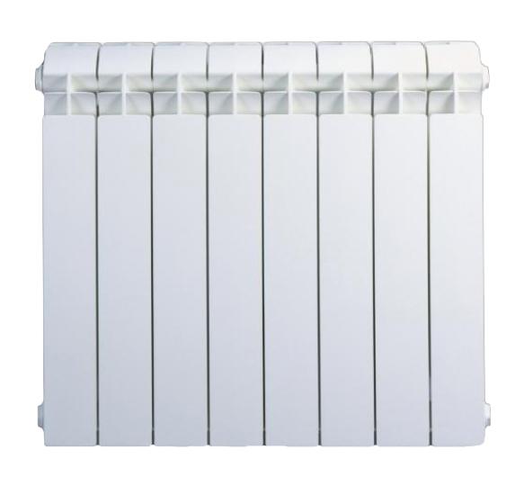 Global VOX EXTRA 350 10 секций радиатор алюминиевый боковое подключение