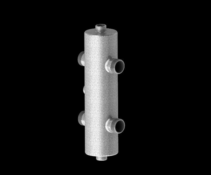 Гидравлический разделитель Север-R-60 (сталь 09Г2С)